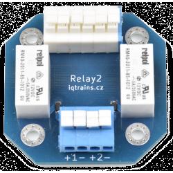 Relay2 4ks - předobjednávka