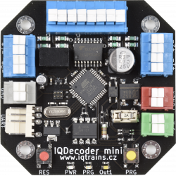 IQDecoder mini + USB Kabel
